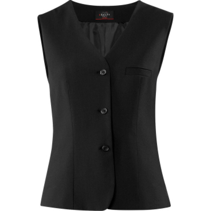 GREIFF Damen-Weste PREMIUM comfort fit, 60% Schurwolle   36% Polyester   4%  Elasthan 33cad2e13f