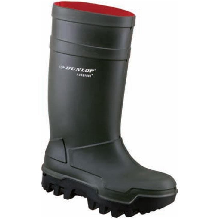 Dunlop Stiefel Purofort S5 Dunkelgrün En20345 Business & Industrie