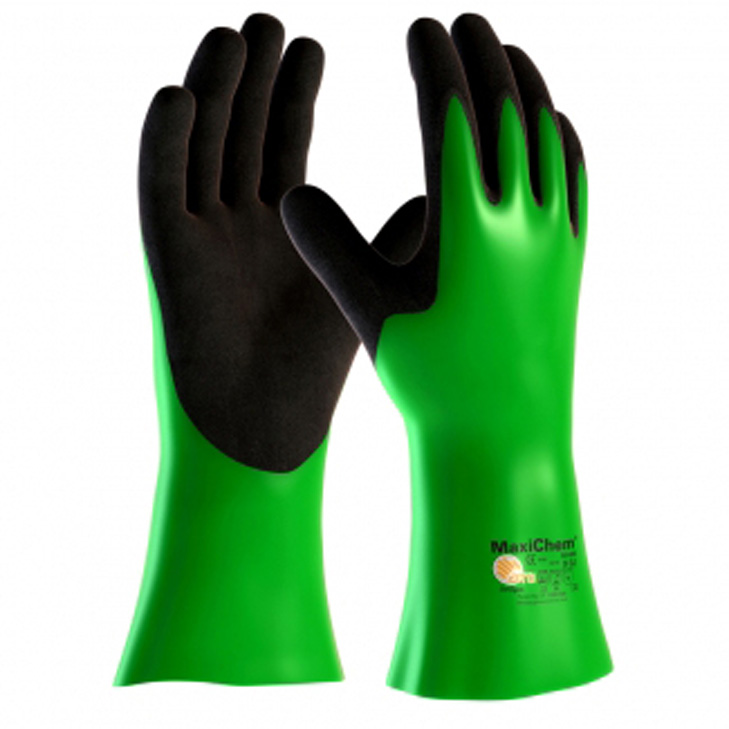 chemikalienschutzhandschuhe t ubner arbeitskleidung